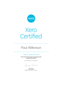 How To Become Xero Certified